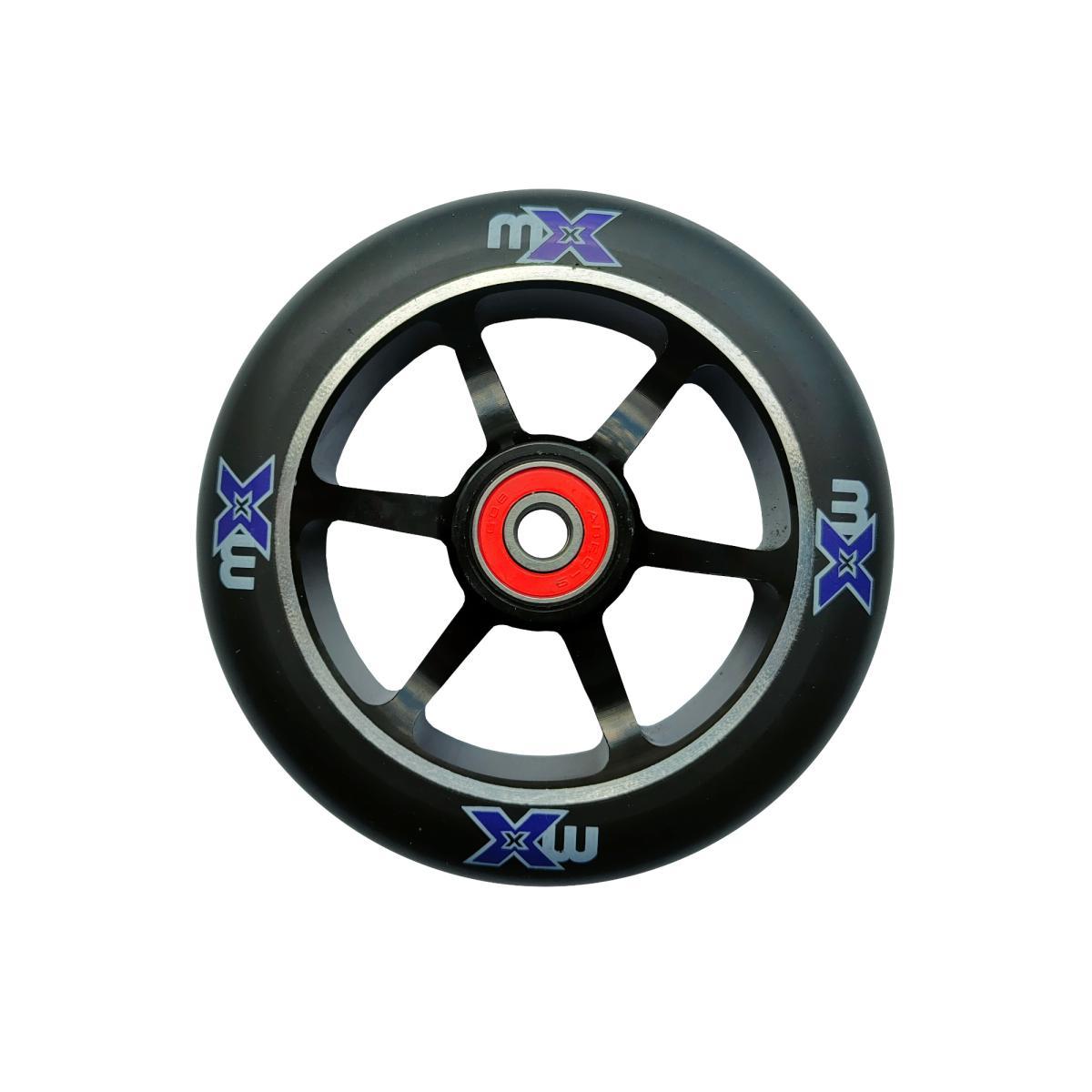 Kolečko Micro MX 110 mm Black
