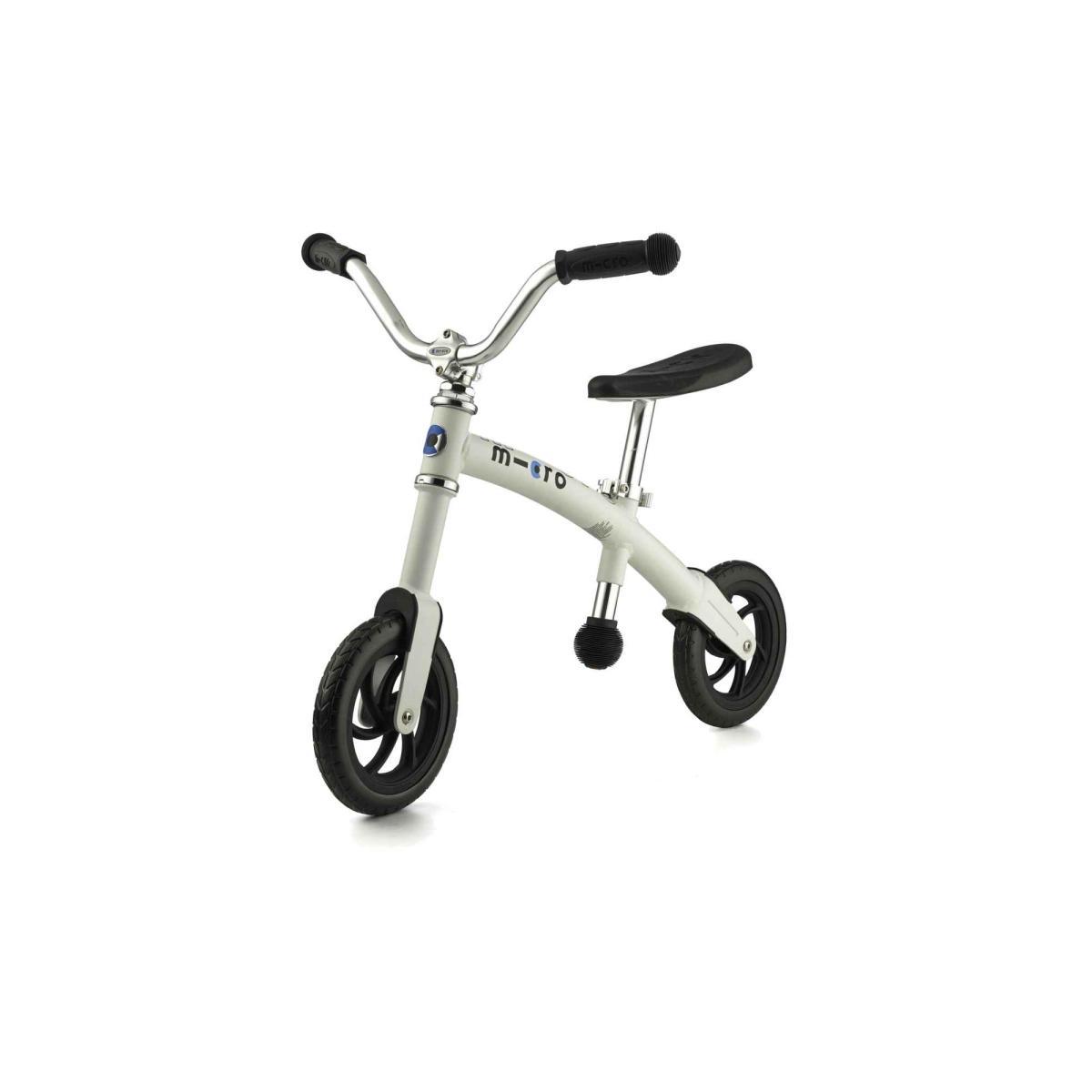 Odrážedlo Micro G-Bike Chopper White