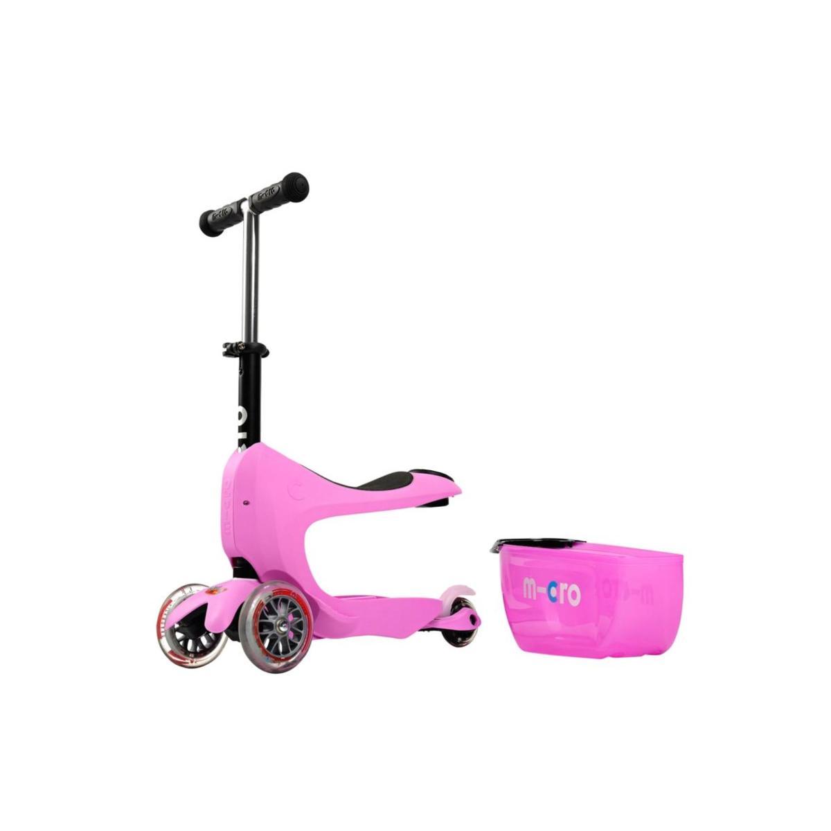 Micro Mini2go Deluxe Pink