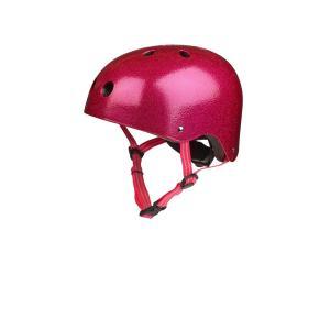 Přilba Micro Pink Glitter