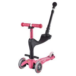 Mini Micro 3in1 Deluxe Plus Pink