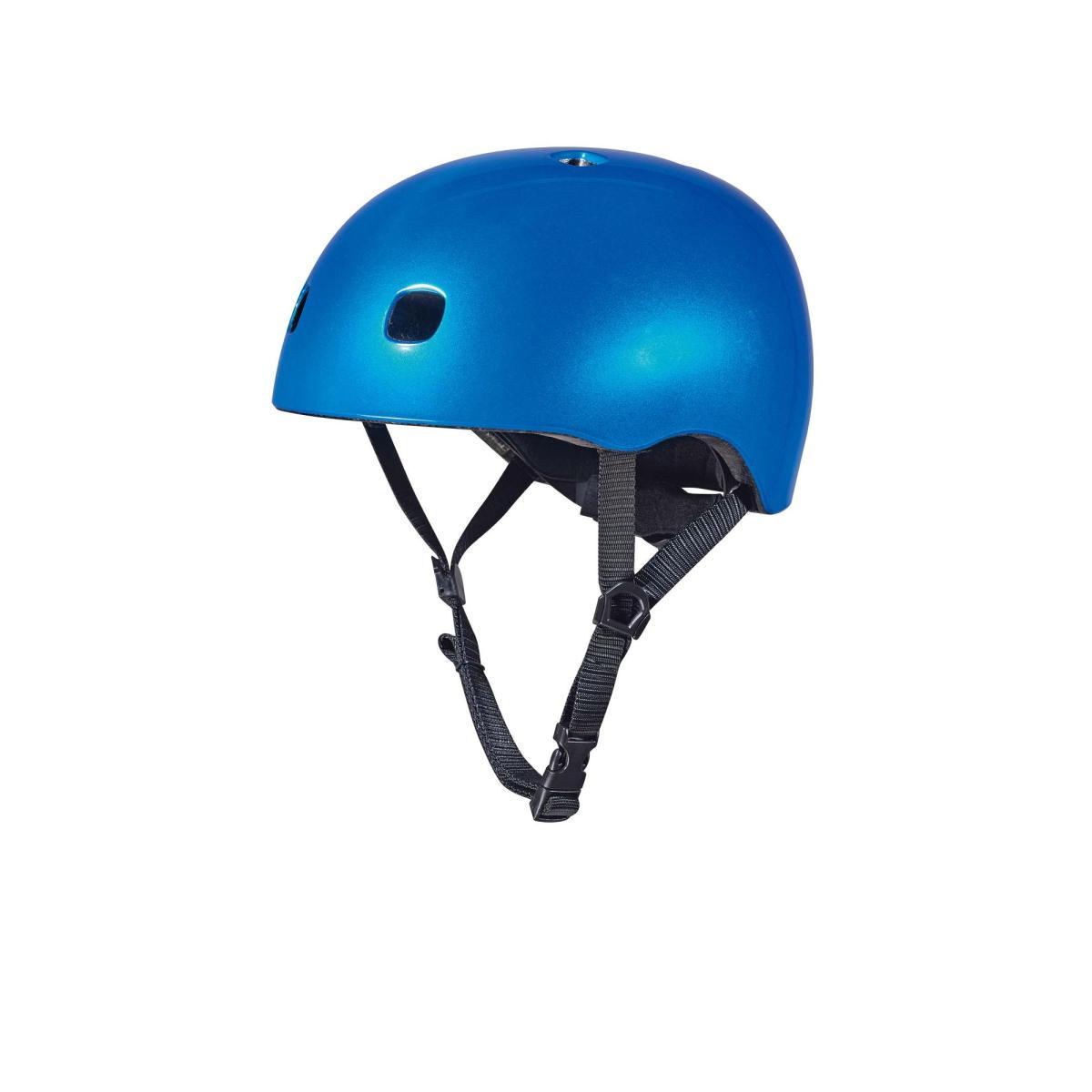 Přilba Micro LED Dark Blue S (48-53 cm)