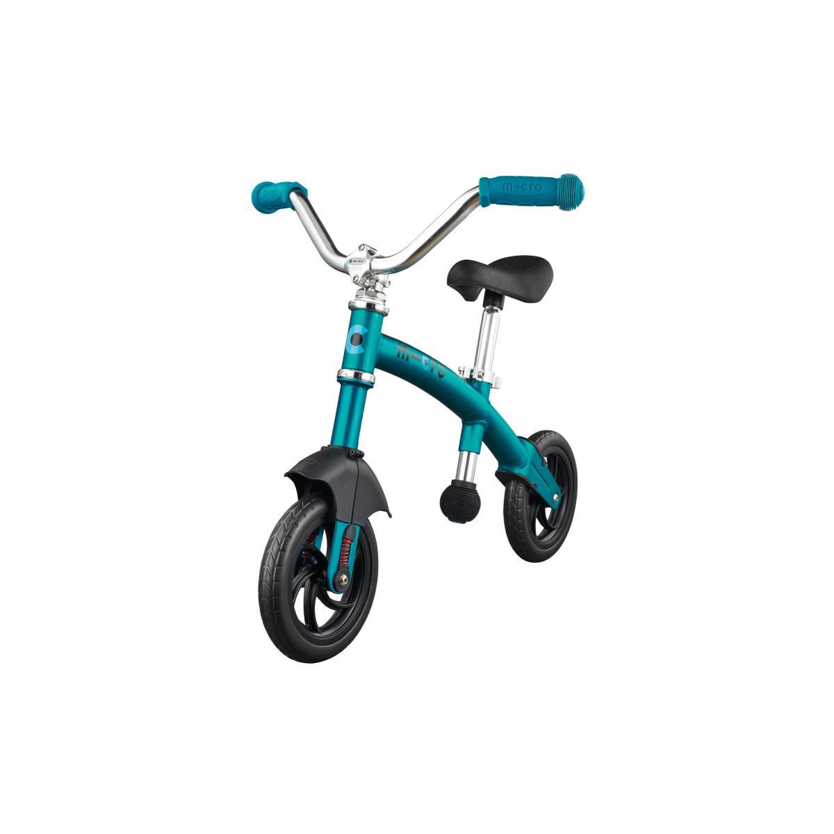 Odrážedlo Micro G-Bike Chopper Deluxe Aqua