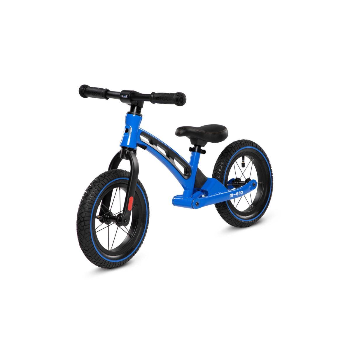 Odrážedlo Micro Balance Bike Deluxe Blue