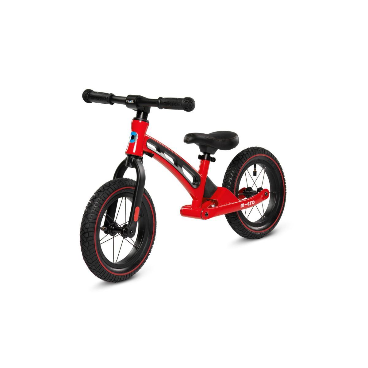 Odrážedlo Micro Balance Bike Deluxe Red