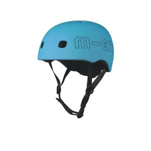 Přilba Micro LED Ocean Blue M (52-56 cm)