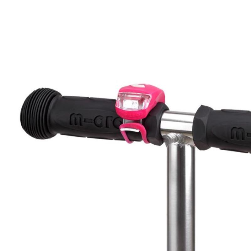 Blikačka Micro Deluxe Pink - 02