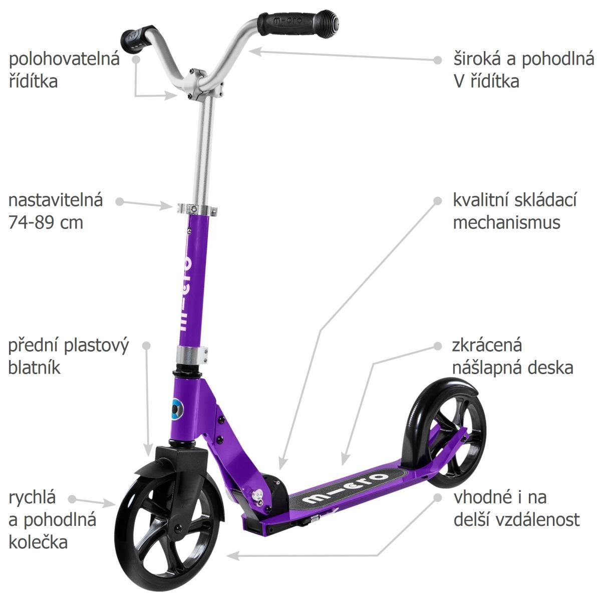 Micro Cruiser Purple - 02