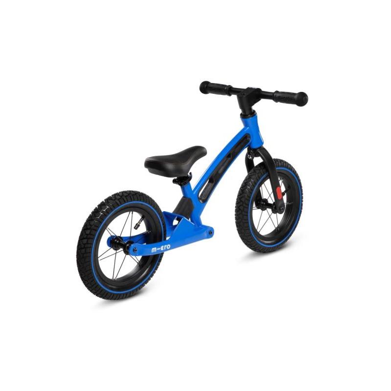 Micro Balance Bike Deluxe Blue - 02