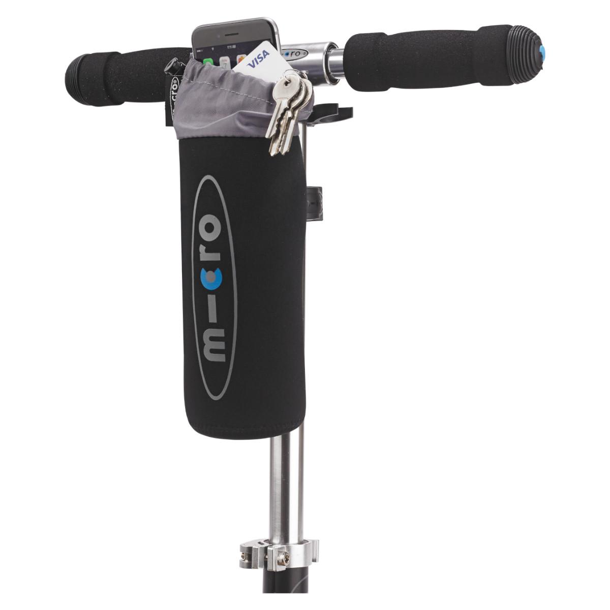 Držák na láhev Micro Black V2 - 03