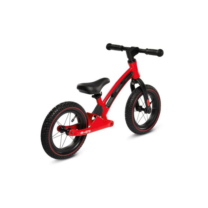 Micro Balance Bike Deluxe Red - 02