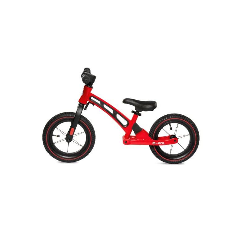 Micro Balance Bike Deluxe Red - 03