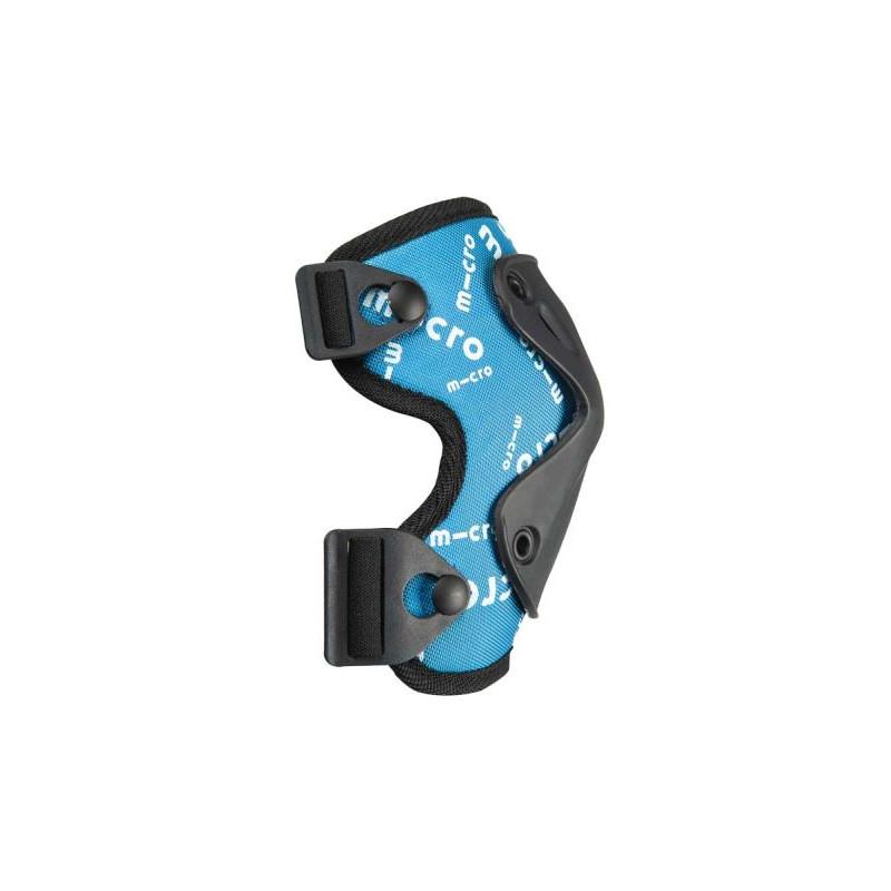 Chrániče Micro s logem Blue M - 02