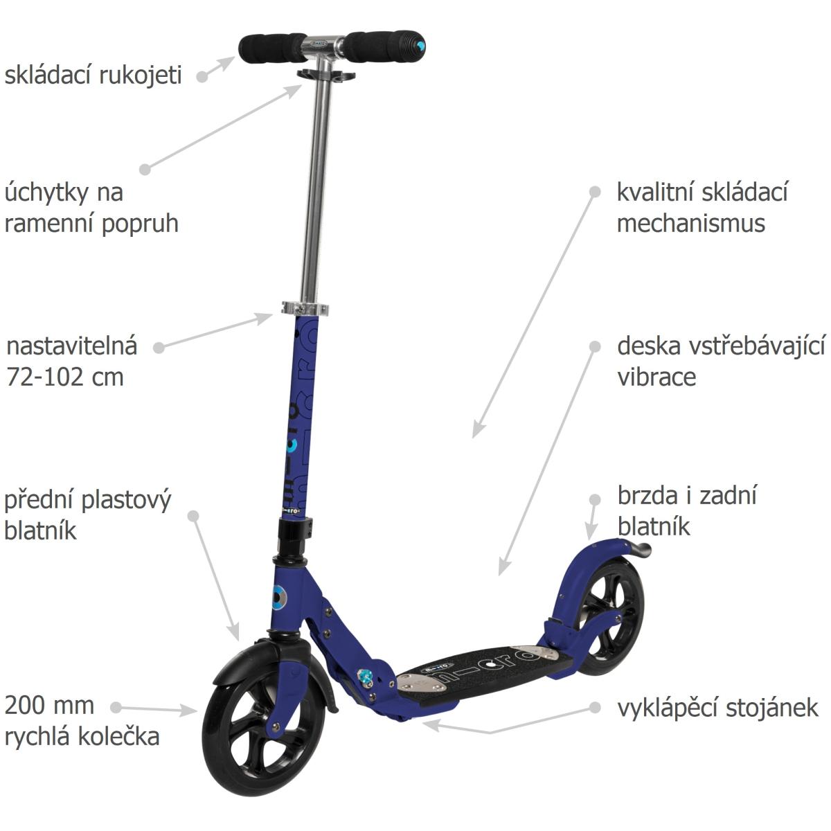 Micro Flex 200 Blue - 02