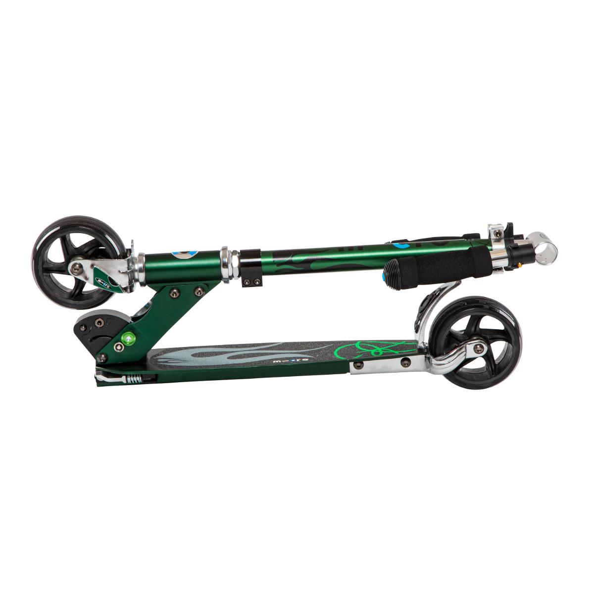 Micro Rocket Green - 05