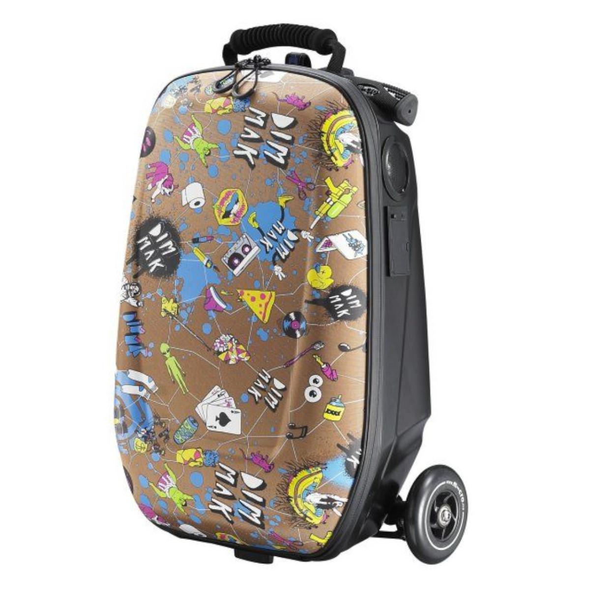 Micro Luggage II - Steve Aoki Sound2go - 02