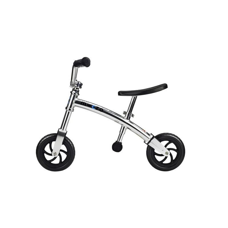Micro G-Bike Chopper Silver - 02