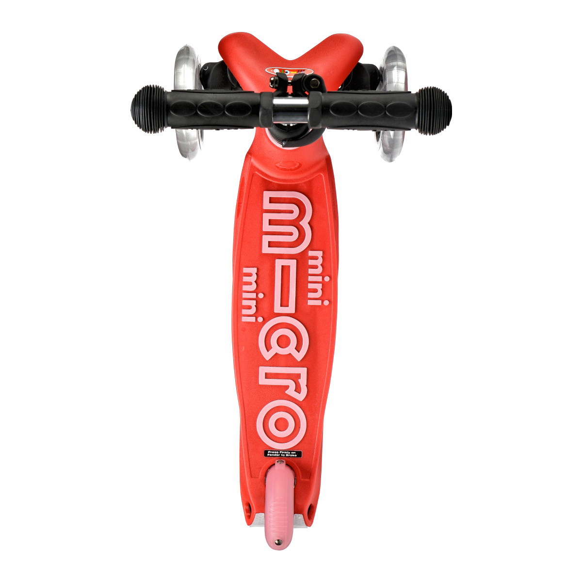 Micro Mini2go Deluxe Plus Red - 06