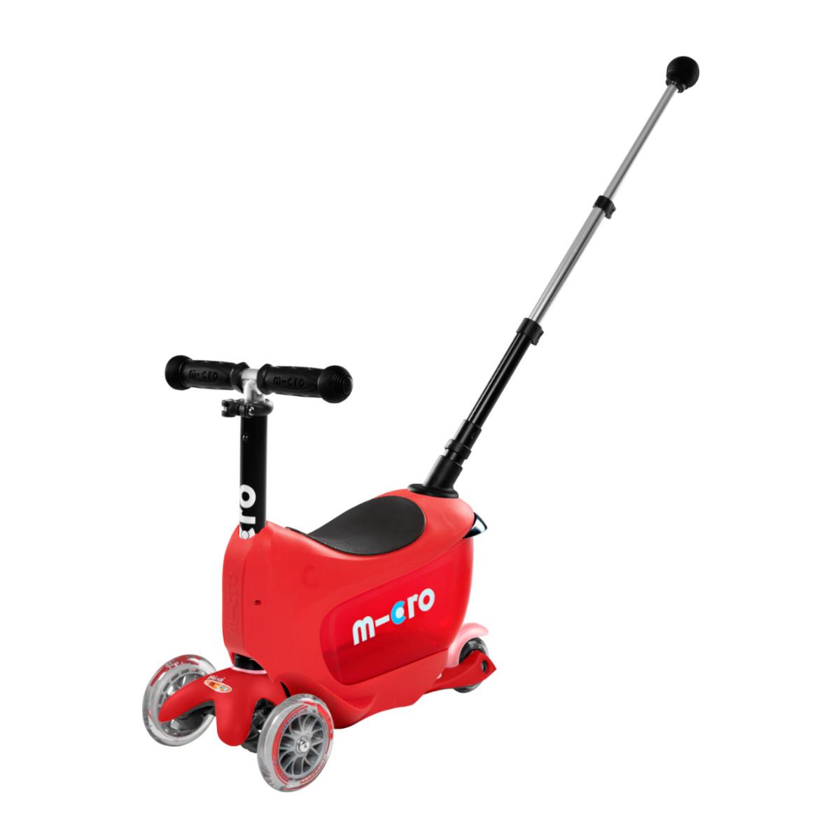 Micro Mini2go Deluxe Plus Red - 04