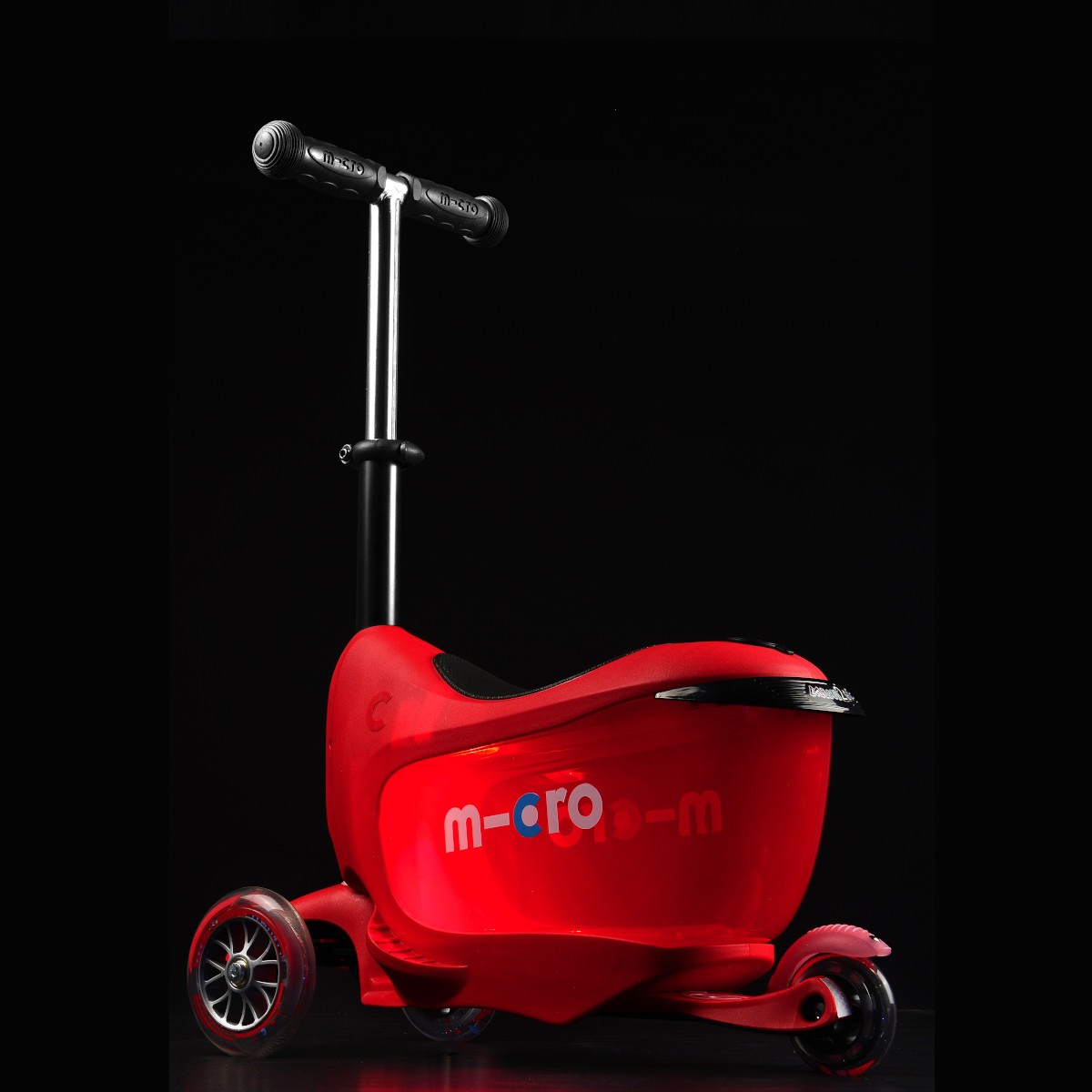 Micro Mini2go Deluxe Plus Red - 07