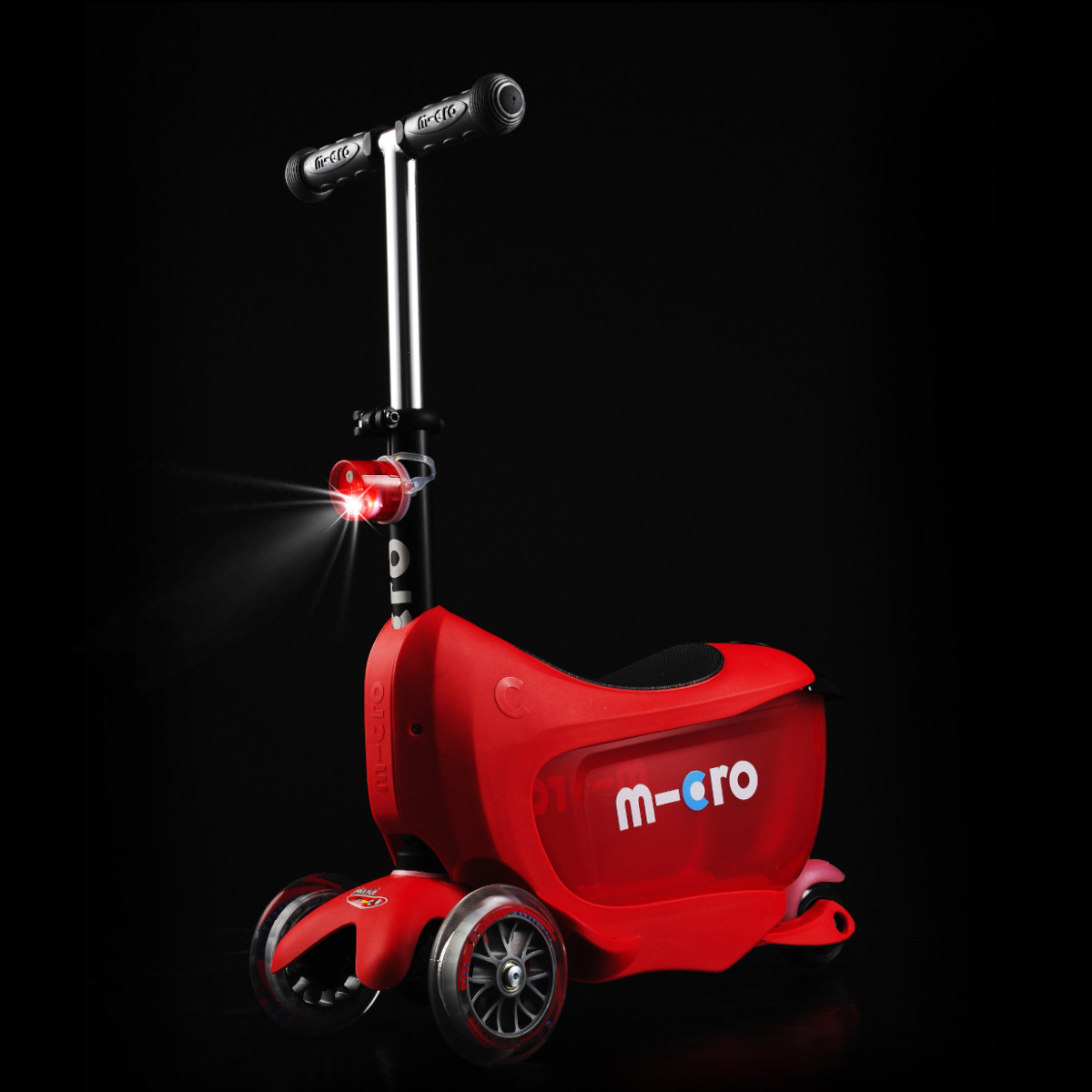 Micro Mini2go Deluxe Plus Red - 08