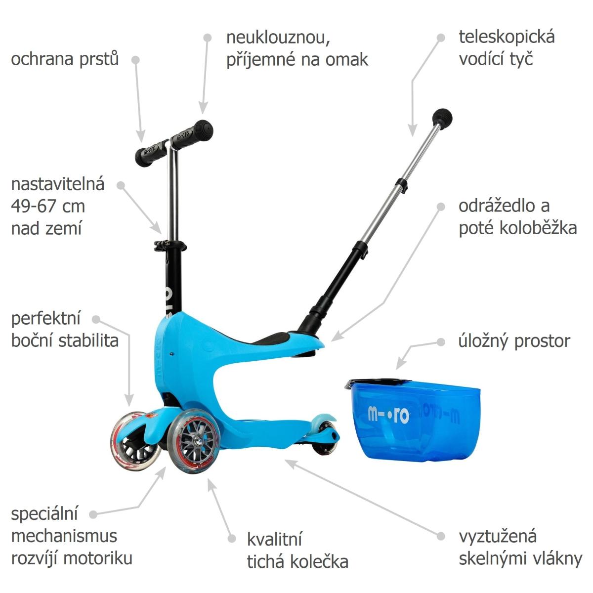 Micro Mini2go Deluxe Plus Blue - 02