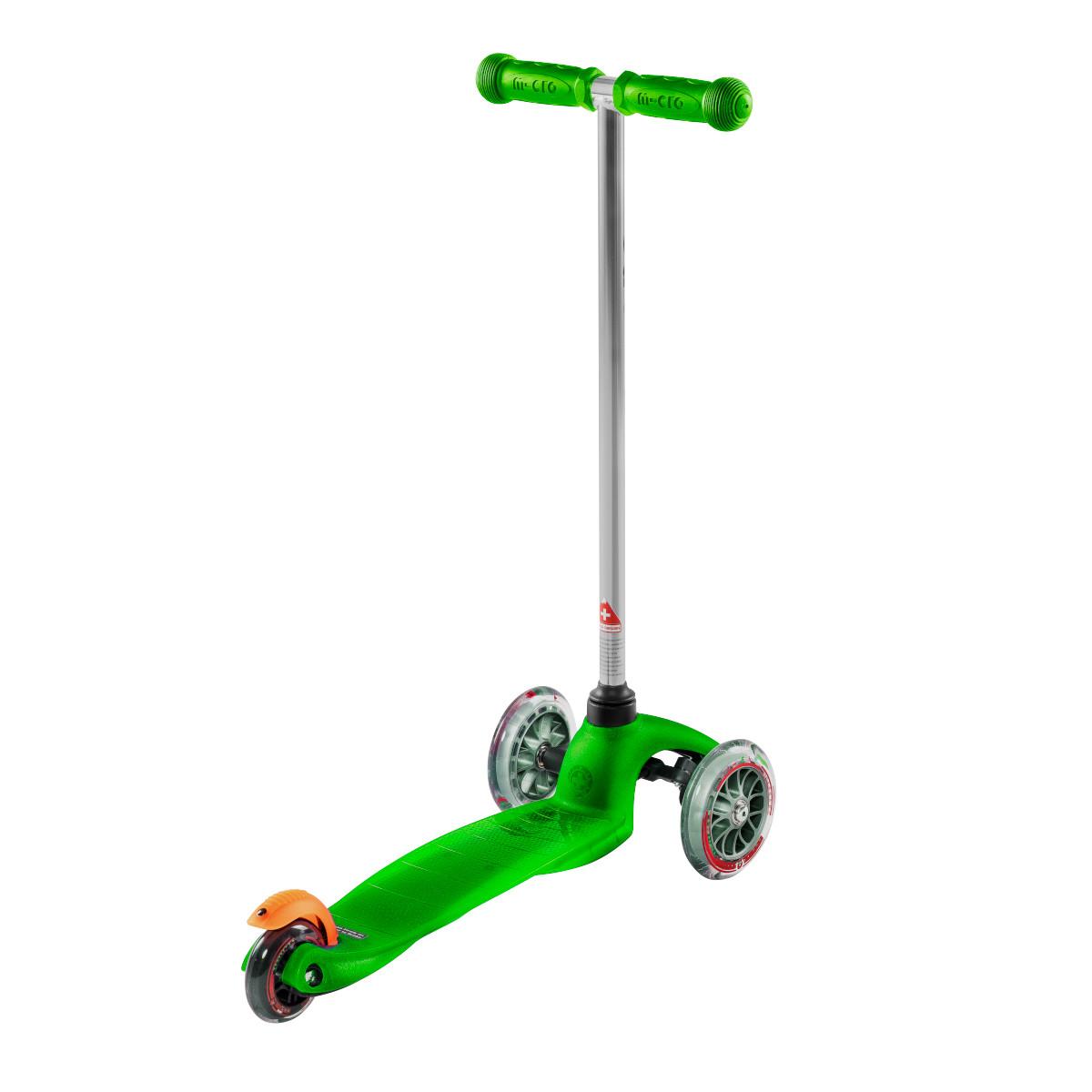 Mini Micro Classic Green - 03