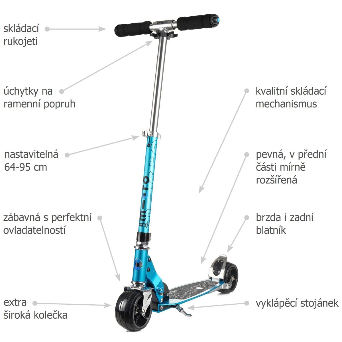 Micro Rocket Blue - 02