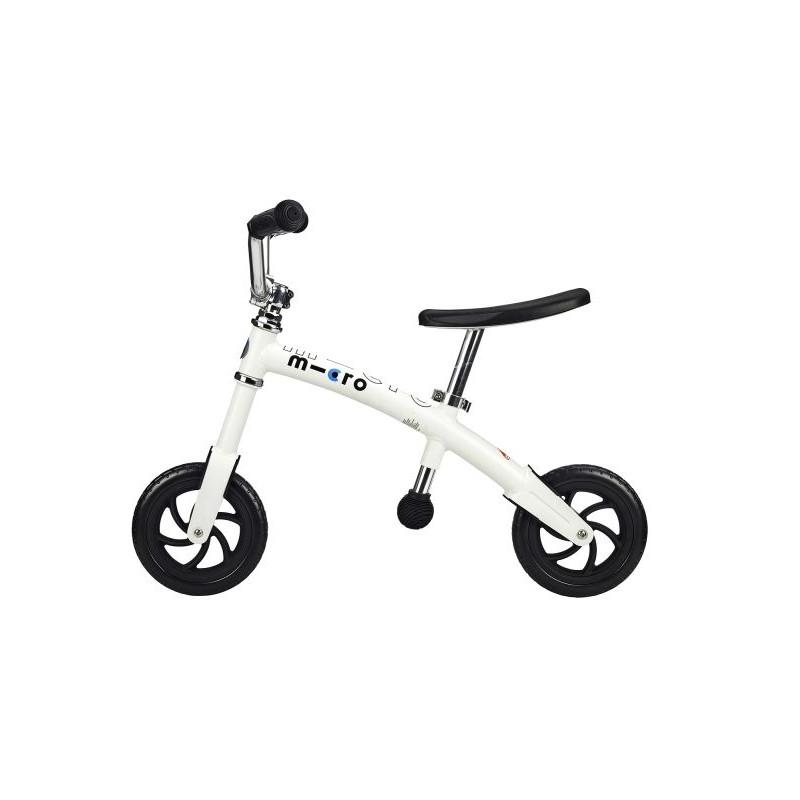 Micro G-Bike Chopper White - 02