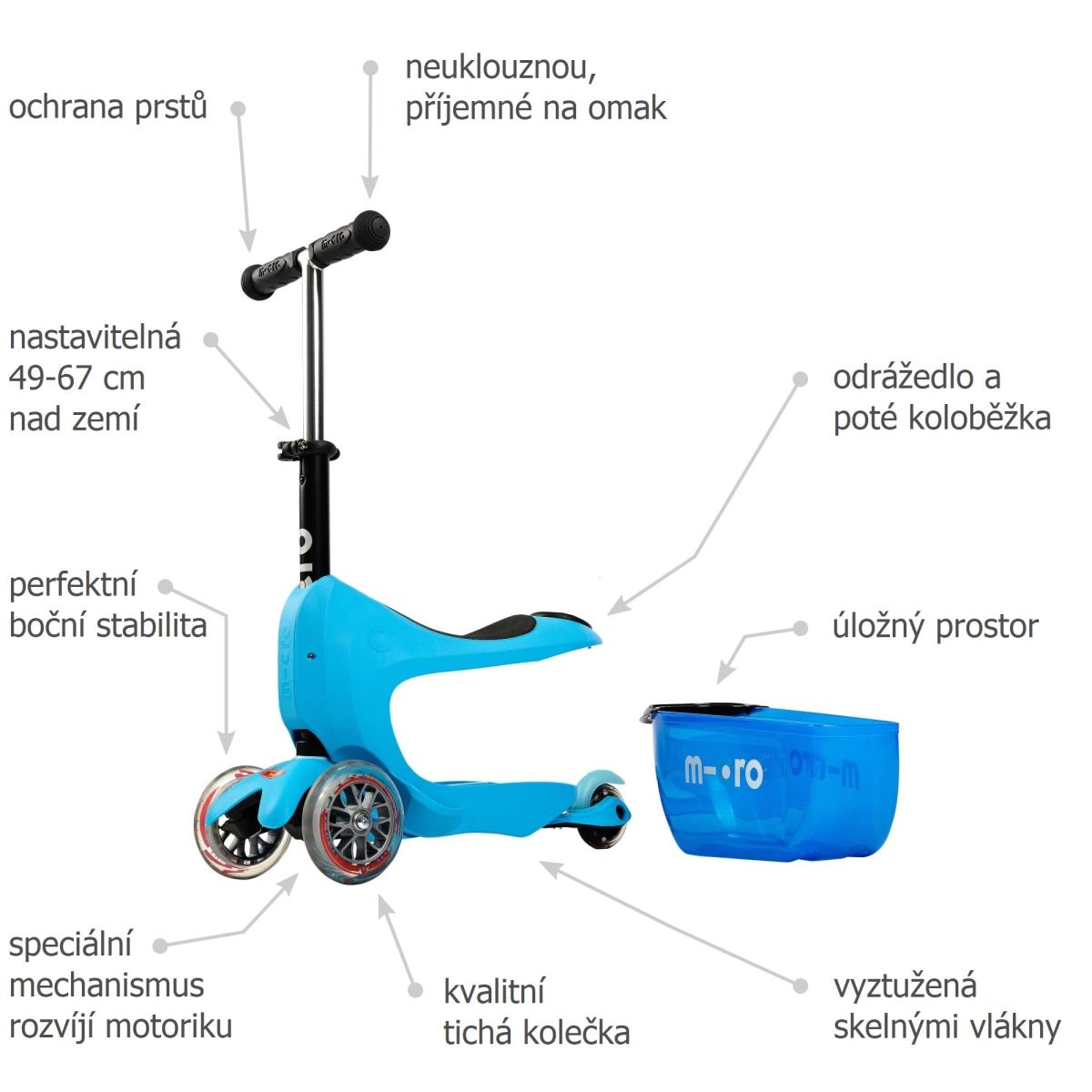 Micro Mini2go Deluxe Blue - 02