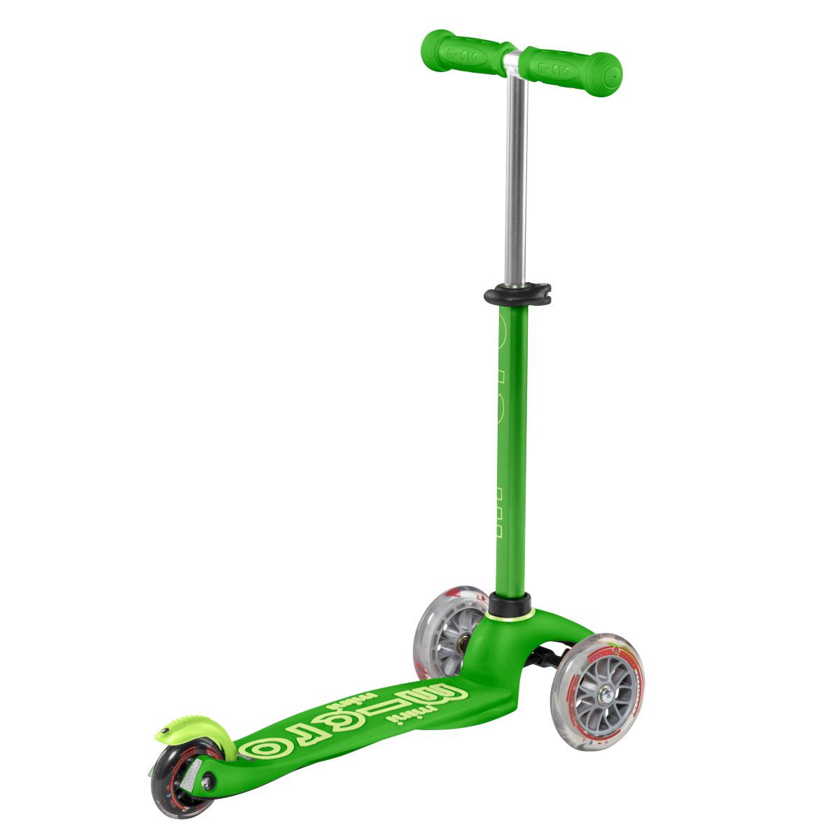 Mini Micro Deluxe Green - 02