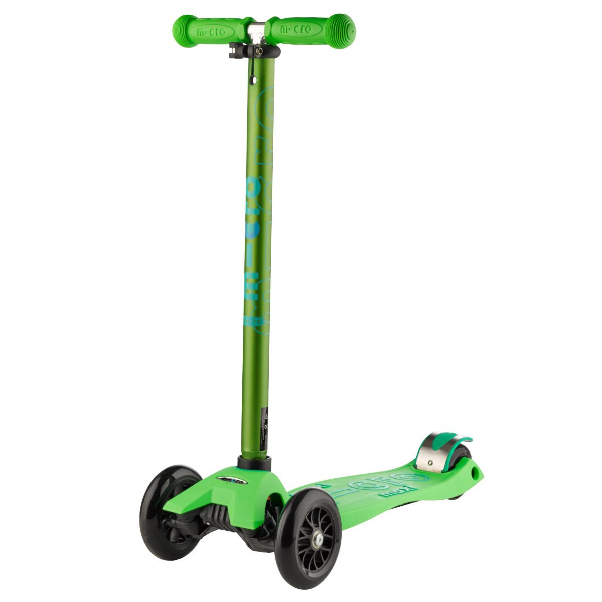 Maxi Micro Deluxe Green - 03