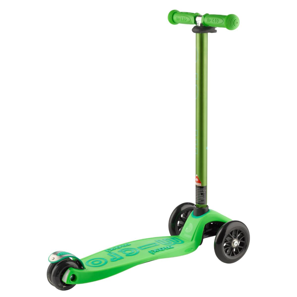 Maxi Micro Deluxe Green - 04