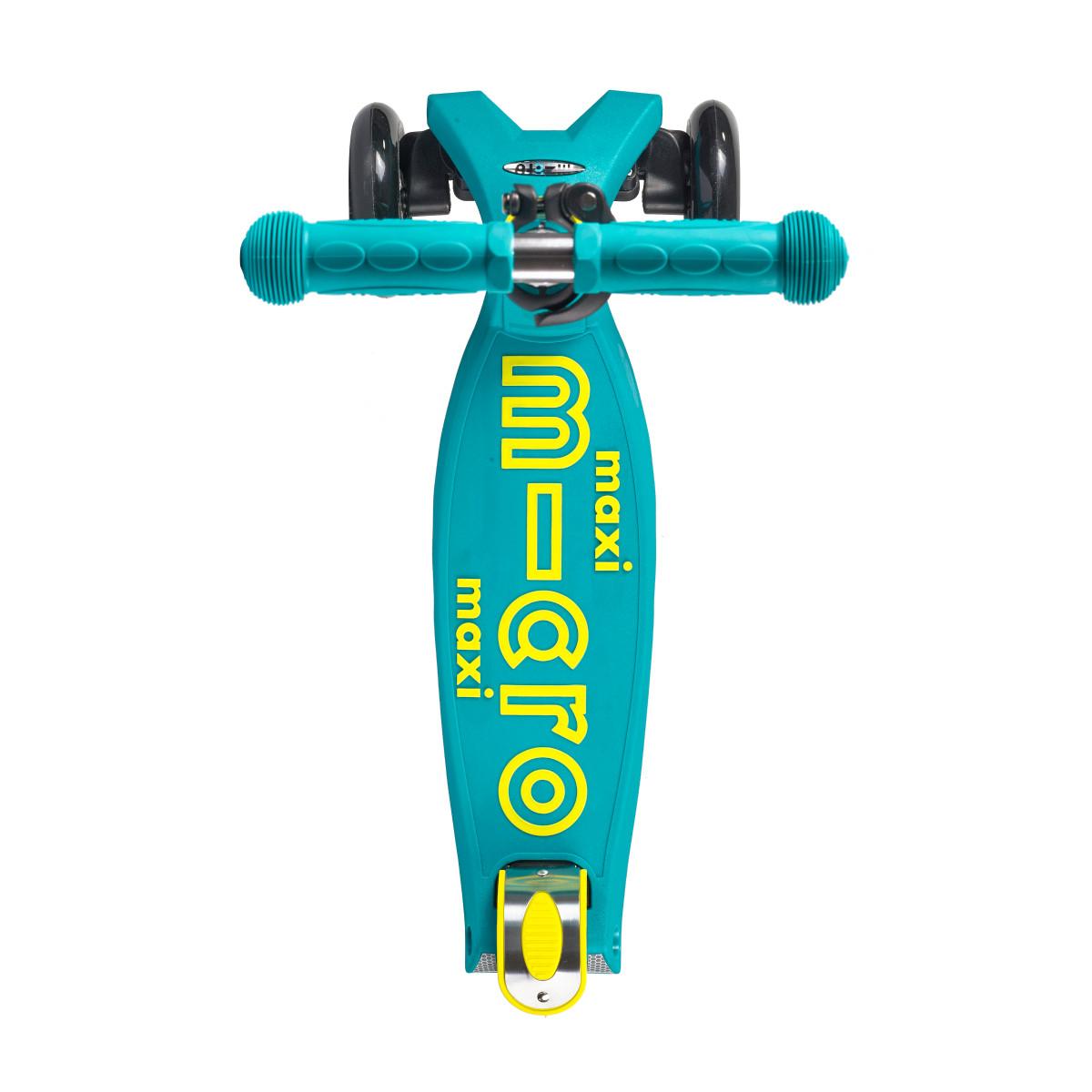 Maxi Micro Deluxe Petrol Green - 04