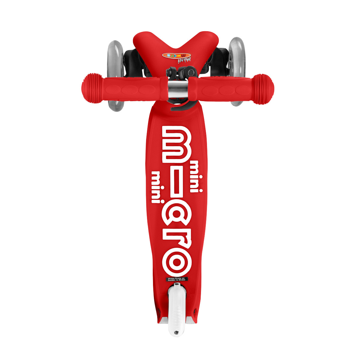 Mini Micro Deluxe Red - 04