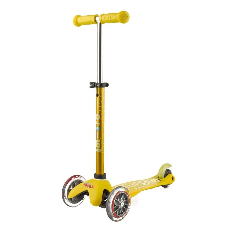 Mini micro Deluxe 3v1 Yellow - 06