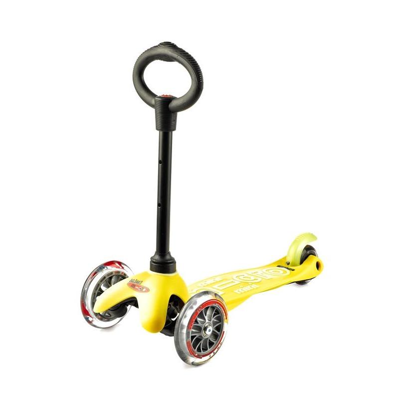 Mini micro Deluxe 3v1 Yellow - 04