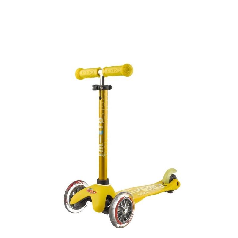 Mini micro Deluxe 3v1 Yellow - 05