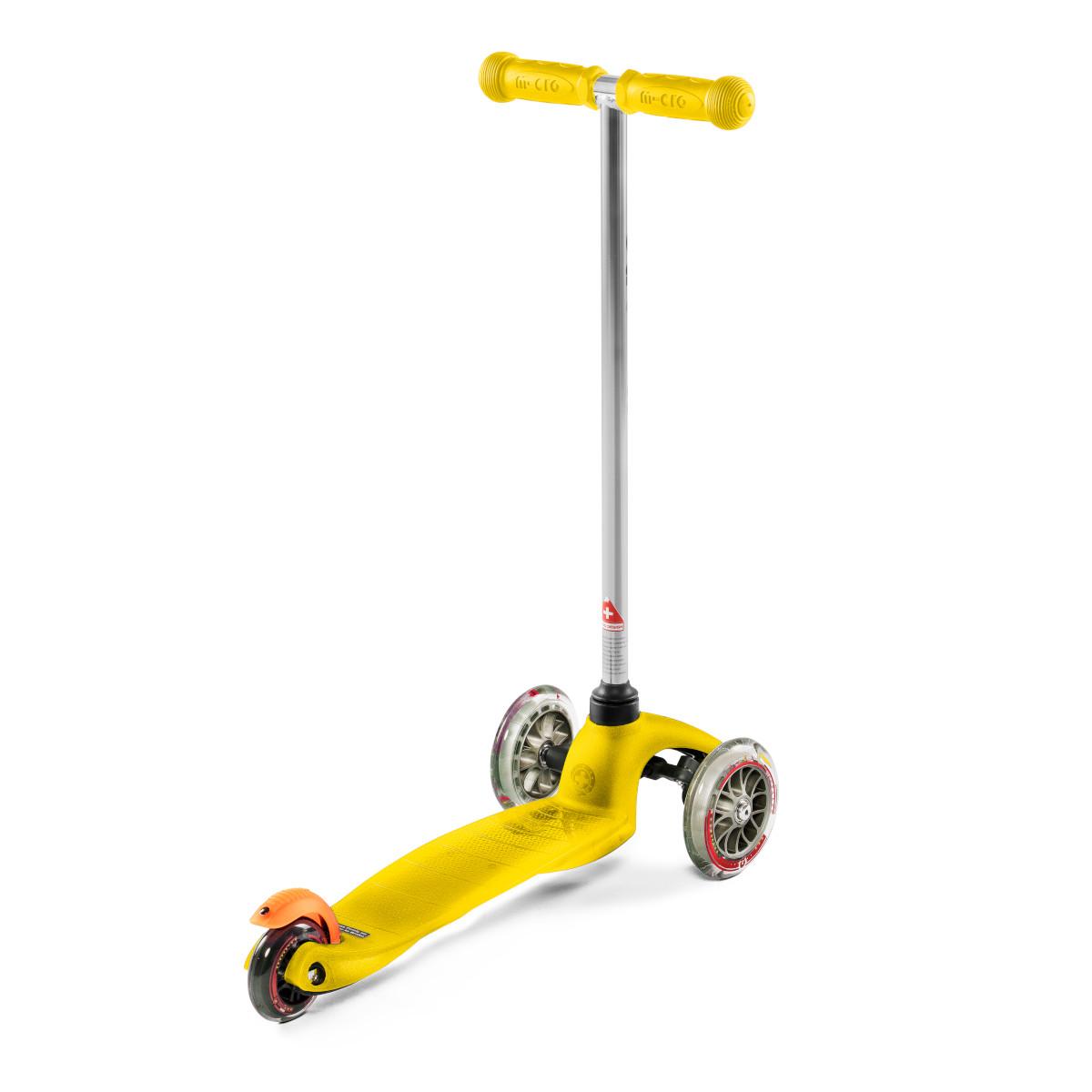 Mini Micro Classic Yellow - 04