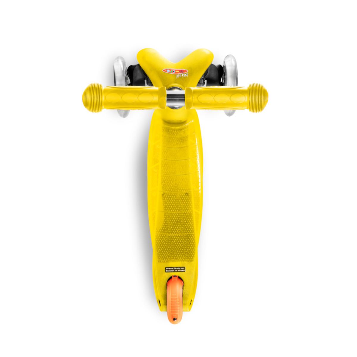 Mini Micro Classic Yellow - 05