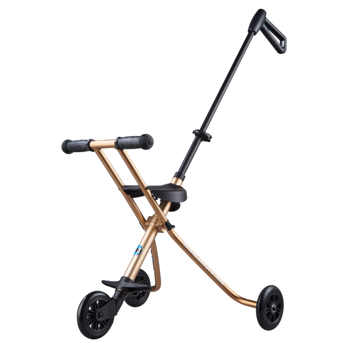 Micro Trike Deluxe Gold - 05