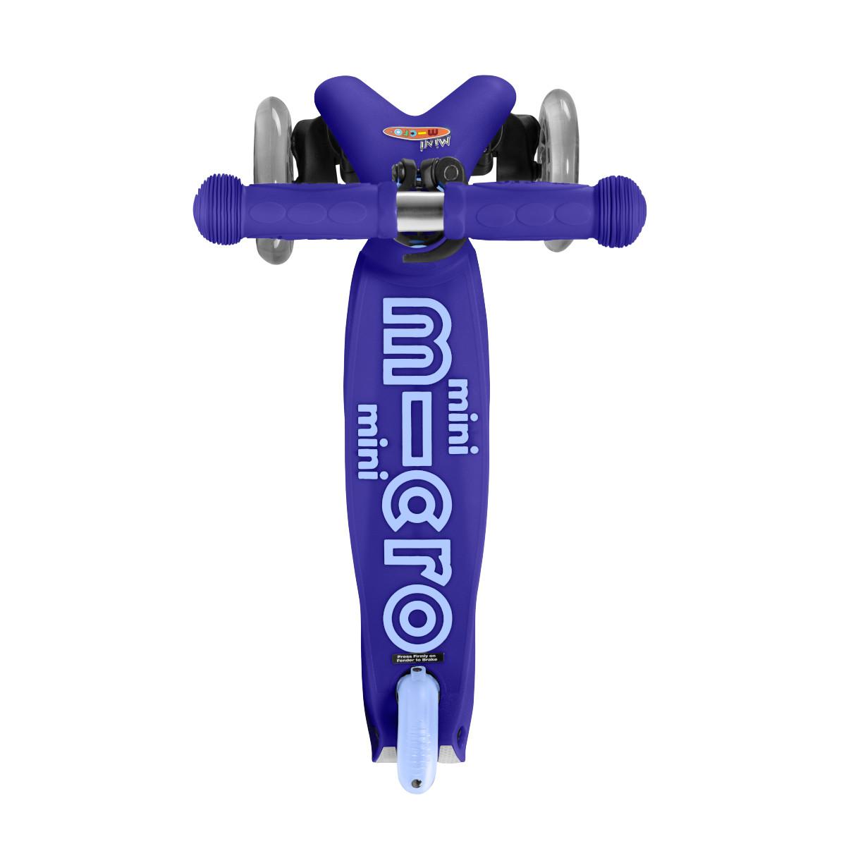 Mini Micro Deluxe Blue - 04