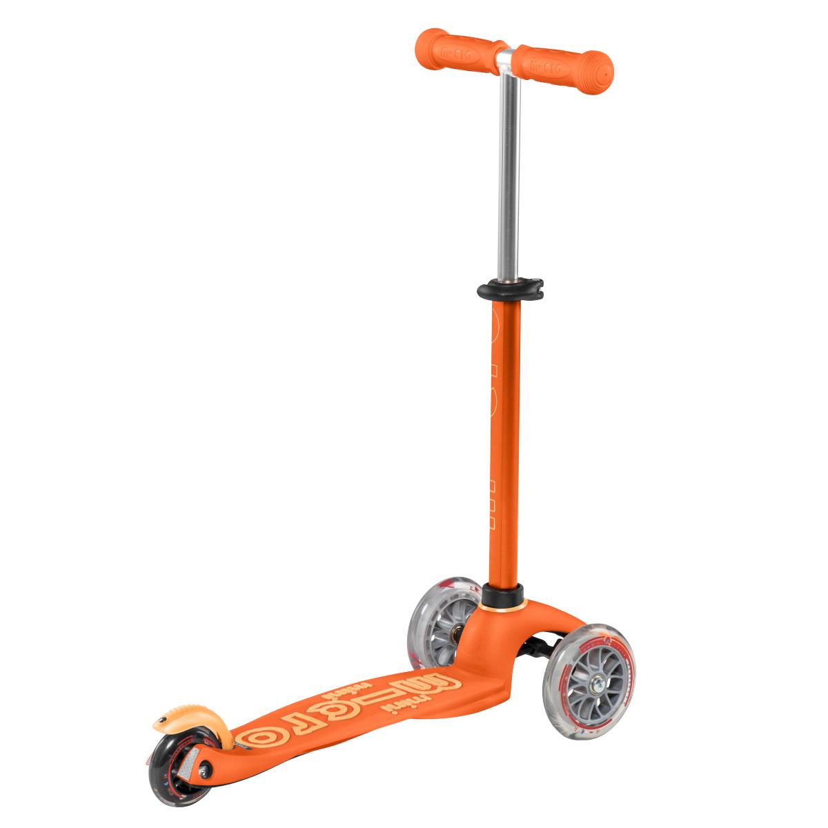 Mini Micro Deluxe Orange - 03