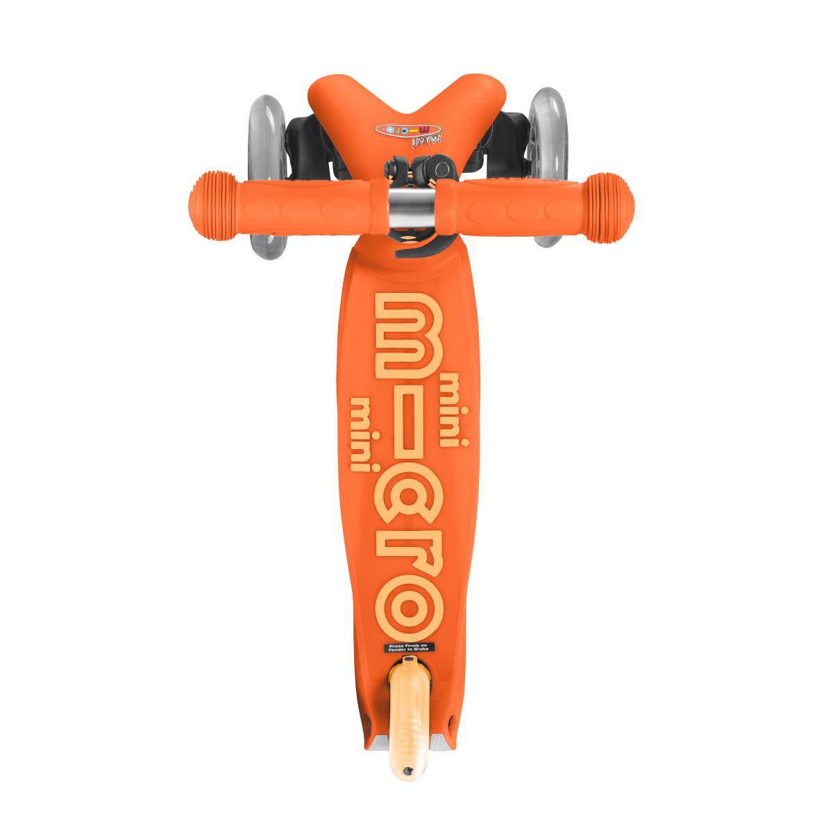 Mini Micro Deluxe Orange - 04