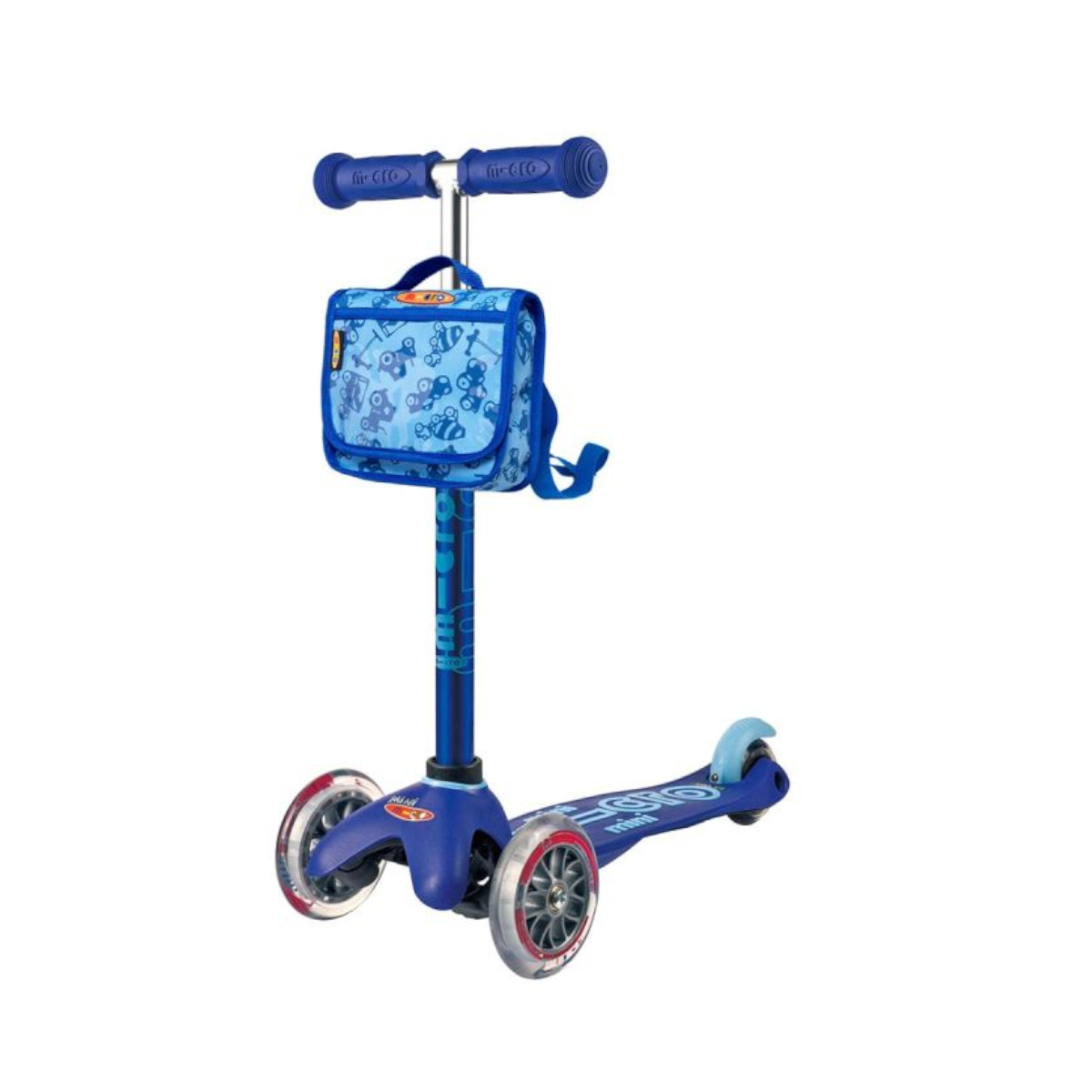 Batoh Micro Blue - 03