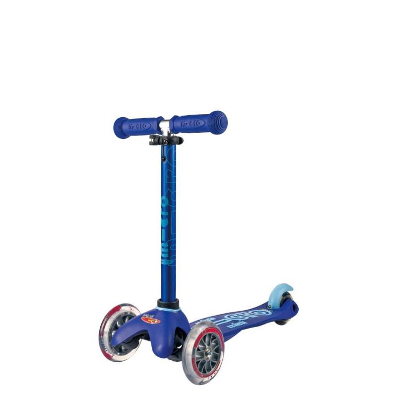 Mini Micro 3in1 Deluxe Plus Blue - 04