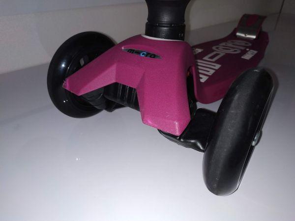 Maxi Micro Deluxe skládací - berry red - sleva - 05