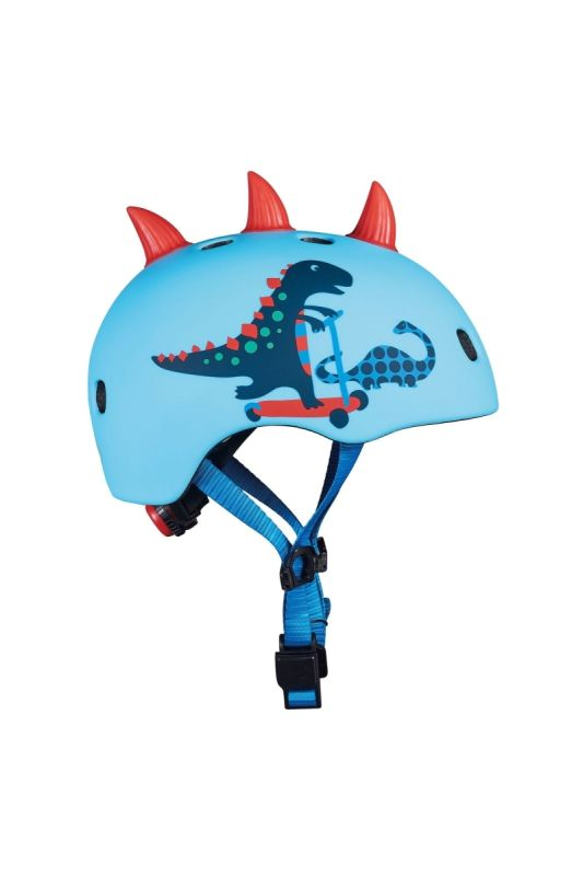 Přilba Micro LED 3D Scootersaurus V2 M (52-56 cm) - 04