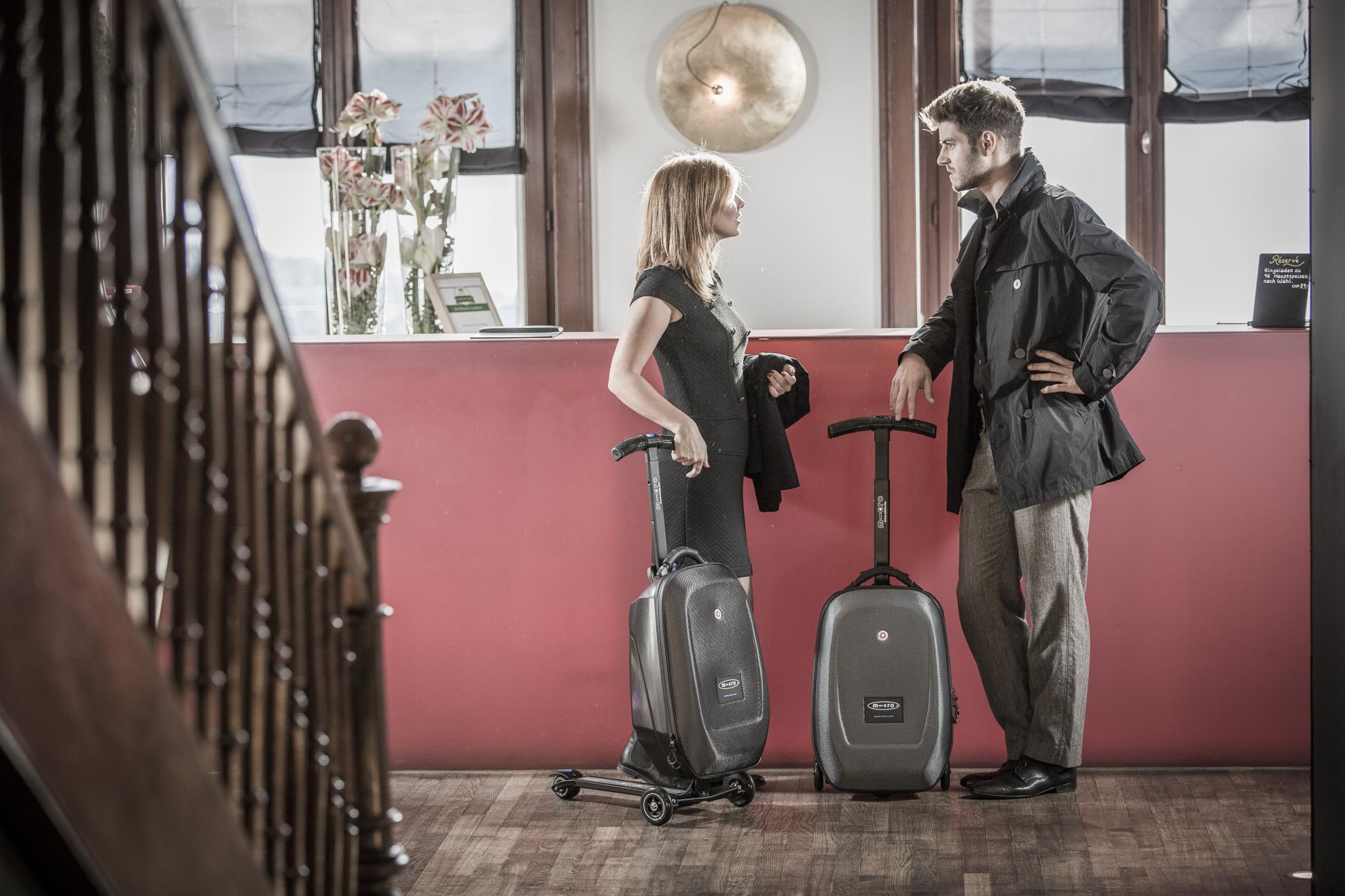 Akční obrázky Micro Luggage II