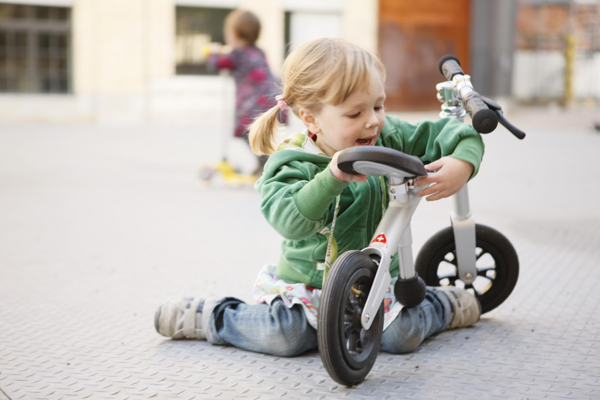 Akční obrázky Micro G-Bike AIR